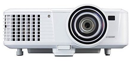 Widescreen HD Projector In White