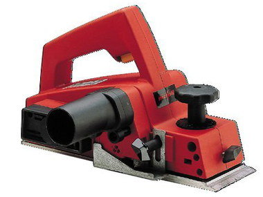 110V Hand Wood Planer With Black Handle