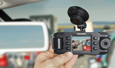 LED Display G-Sensor DVR Dash Cam On Wind Screen