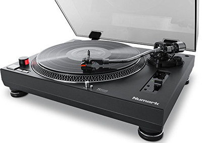 Direct Drive Turntable With (S) Arm
