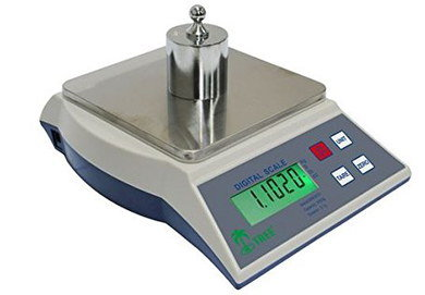 Postal Scales With LCD In Grey And Cream Finish