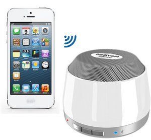 Wireless Subwoofer Speaker With Android