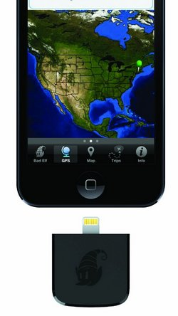 Compare Selected Bluetooth GPS Receivers For iPad