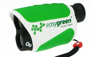 EasyGreen 800 Golf Range Finder In Green, Black And White