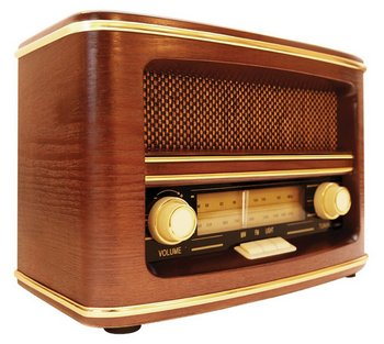 10 old fashioned radio reviews dab retro style radios. Black Bedroom Furniture Sets. Home Design Ideas