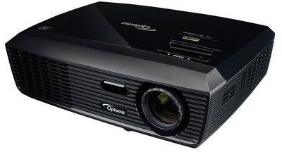 Vibrant Home 3D Projector HD in Gloss Black Finish