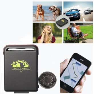 Pro GSM GPS Car Tracker UK With Mobile And Car