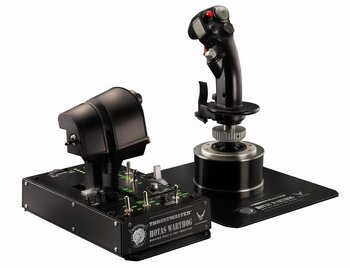 Joystick In Black And Silver Effect