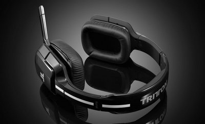 Wi-Fi Headset In All Black Finish