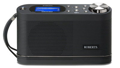 AUX-In Integrated Internet Radio Receiver With Blue LCD