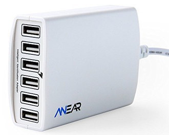 Anear Innoo Tech USB Adapter For iPad With 6 Side Ports