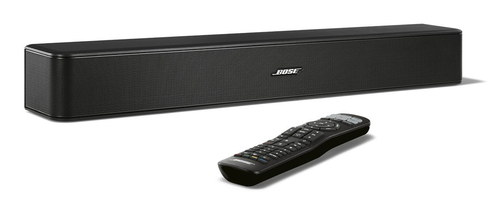 Bluetooth Sound Bar With Black Remote Device