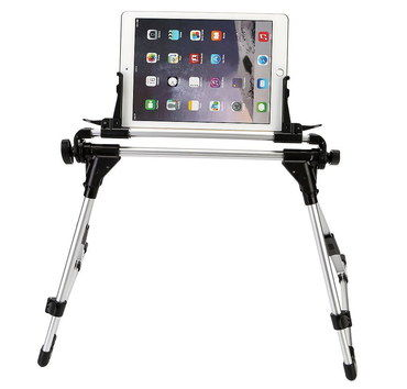 360 Degrees Folding Stand For Tablet In Metal Finish