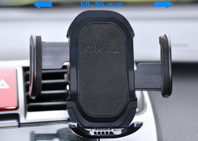 Ball Junction Air Vent Mount Mobile Or Tablet With Side Clasp