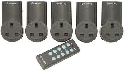 best remote control socket uk top 10 mains power plugs. Black Bedroom Furniture Sets. Home Design Ideas