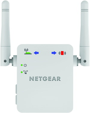 Wi-Fi Home Range Extender in All White