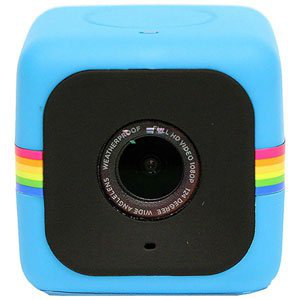 Polaroid Cube Lifestyle Action Video Camcorder In Blue