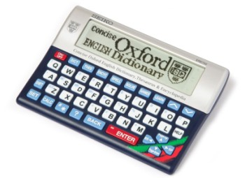 Crossword Solver In White And Blue Exterior