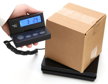 Smart Weigh Digital Postal Weighing Scales