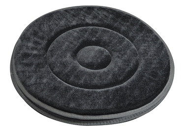 Cushion Mobility Seat For Cars With Black Finish