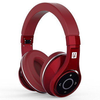 Comfy Best Value Bluetooth Headphones In Red