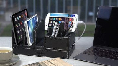 Best Phone Charging Station Uk 10 Multi Device Organisers