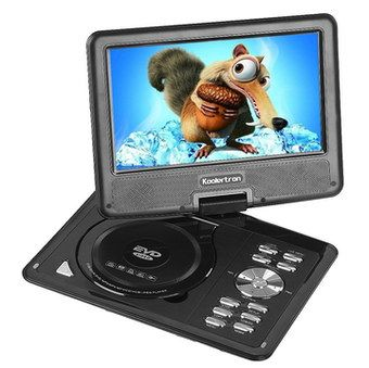portable dvd player for kids with pivot feature