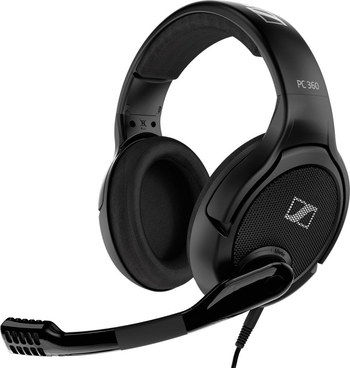 3.5 mm Connect Special PS4 Compatible Headset With Black Mic