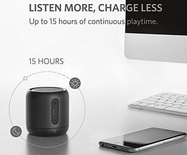 Small Bluetooth Speaker With Smartphone