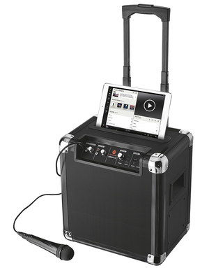 Powerful Compact PA System Package With Microphone