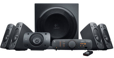 Sub-Woofer 5.1 Budget Surround Sound Speakers With Remote