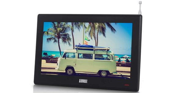 Car TV Player With Steel Aeriel