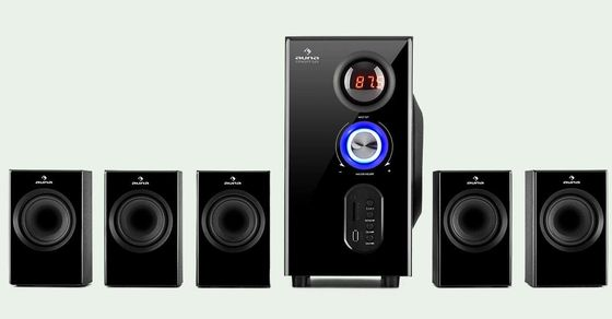 5.1 Speaker Package With Subwoofer