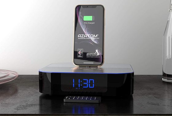 iPod Touch Docking Station With Blue LED
