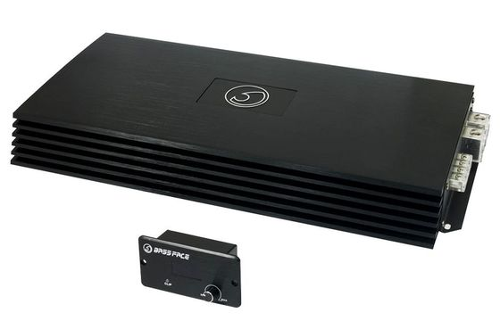 Small Car Subwoofer Amp In Metal Case