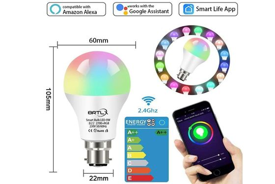 LED Lights With Smart APP And Remote