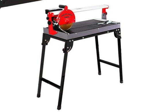 Table Tile Cutting Tool With Square Red Base