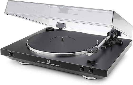 Automatic Vinyl Player With 4 Round Legs