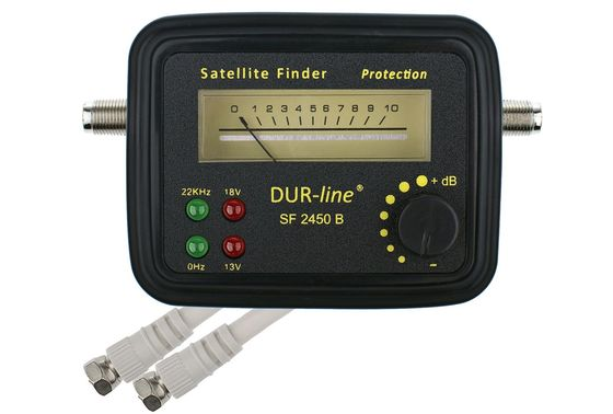Digital Satellite Finder With Control LCD