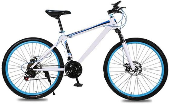 Mountain Bike With Solid Frame