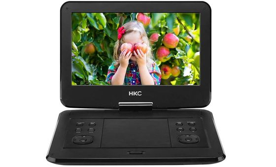 Personal DVD Player With Tilt Display