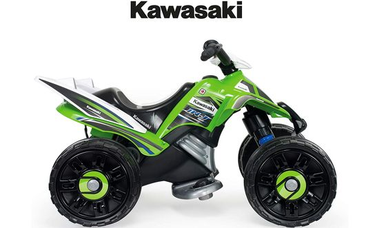 Quad For Kids In Bright Green