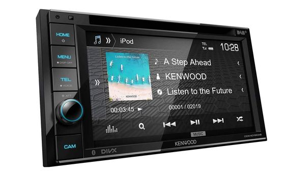 Double Head Unit Radio With iPod Connect