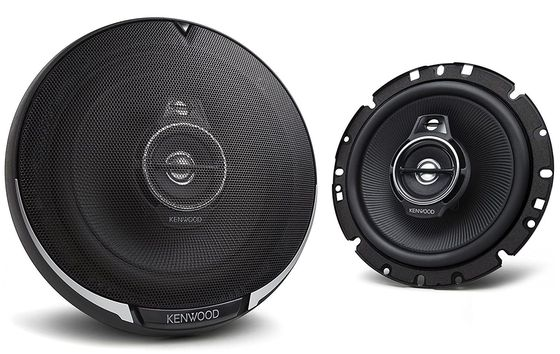 Car Bass Speaker System With Logo On Bottom