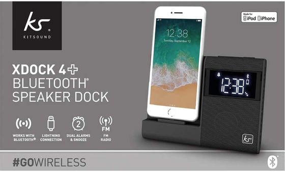Docking Station In All Black