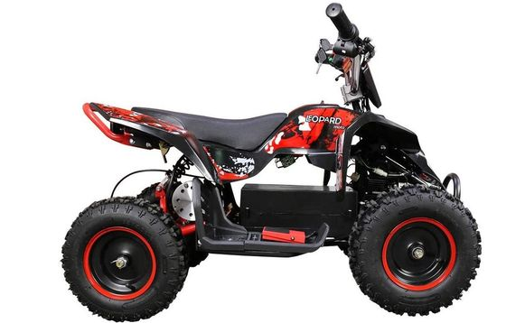 Quad Buggy With Black Seat