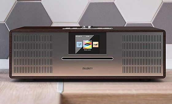 All In One Hi-Fi System With Black Screen