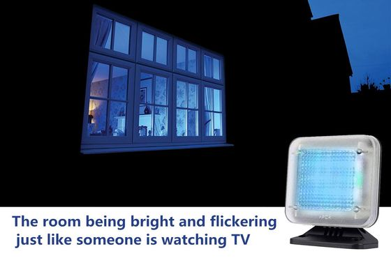 TV Simulator Security Square Light