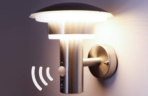 Outdoor Wall Lights With Dome Style Cover