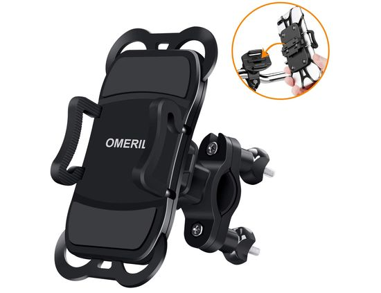 Mobile Holder For Bike With Fittings